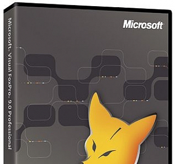 Microsoft Visual FoxPro 9 0 Professional Edition ฝนตกหนัก